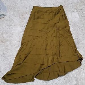 Free People Lola midi skirt